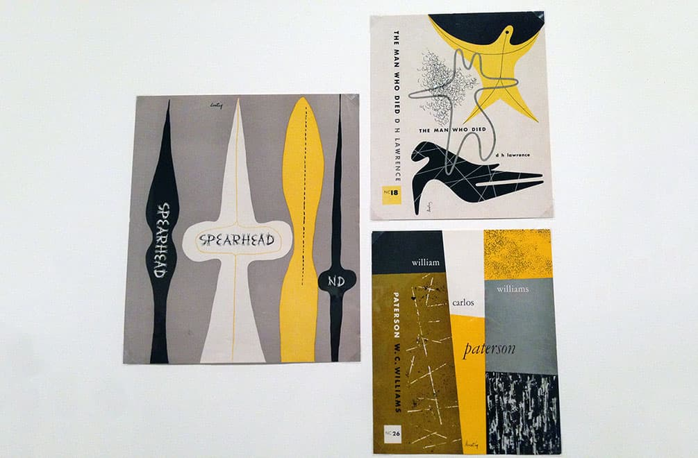 Alvin Lustig Book Covers