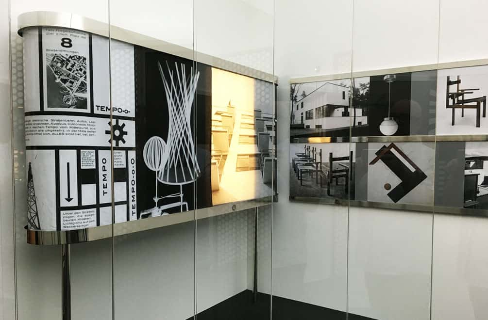 """Moholy Nagy's """"Room of the Present"""""""