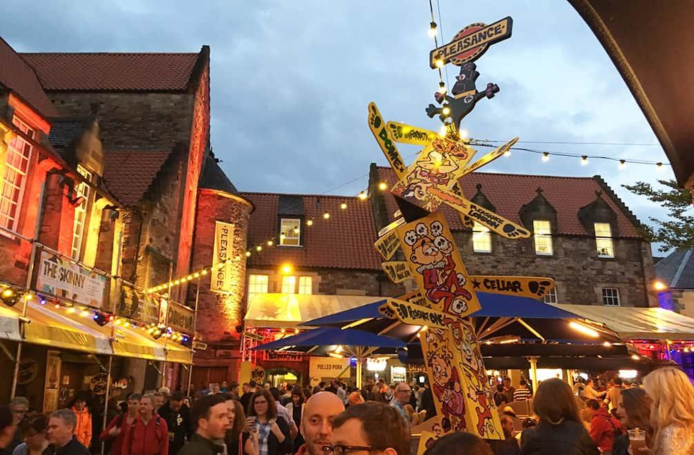 Pleasance Edinburgh Fringe Festival