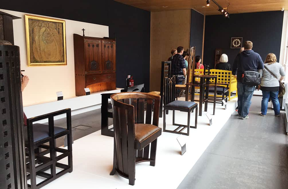 Mackintosh Furniture Gallery