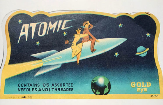 Atomic Needle Kit